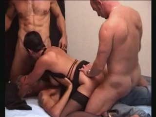 Amateur wife Valerie fucked in a...