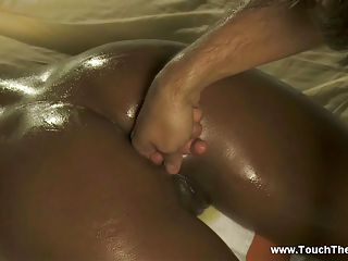 Intimate Anal Massage