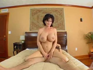Huge Breasted Milf Is A Great Fu...