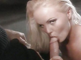 Blonde Bombshell Sylvia Saint Is...