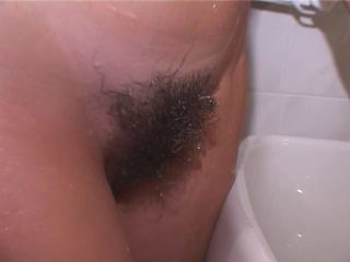 Bathroom Hairy