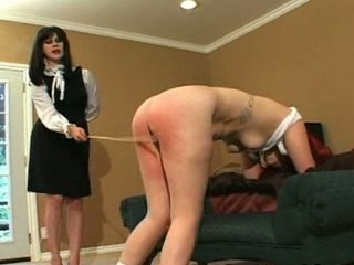 Caned to climax disodaybedient brat One