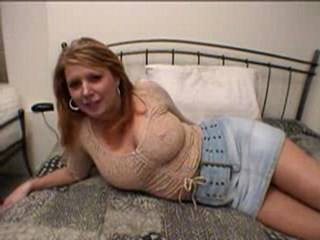 Amazing Big Tits Bus Cute Jeans Natural Skirt Teen