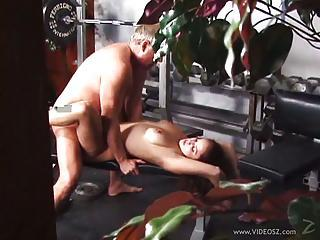 Gabriella Banks Filled With Cum On Her Tits