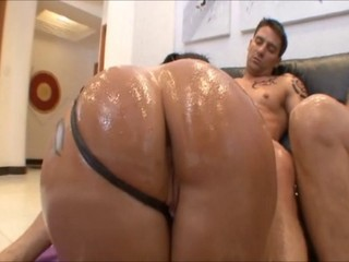 Big Butt Brazilian Threeway