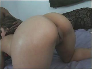 Ass Doggystyle Latina MILF Pussy Shaved