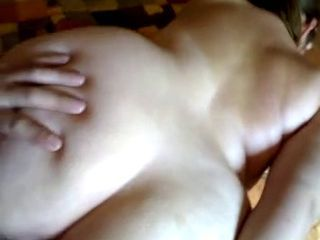 Amateur Ass Brunette Chubby Doggystyle Mom