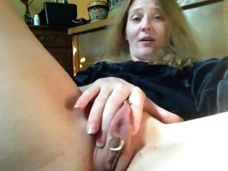 Amateur Blonde Masturbating Mature Piercing Squirt