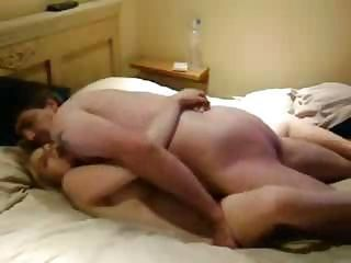 Amateur couple are making a video of them fucking each other