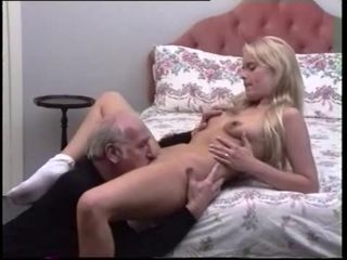 Blonde Licking Old and Young Small Tits Teen
