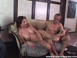 Old man blowjobs and erotic milf...