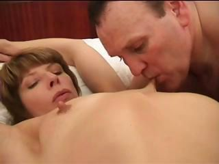 """Slim MILF gets the hard sex sheРІР'в""""ўs been dreaming of for years"""