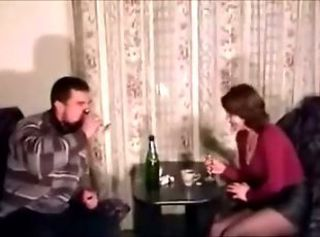 Russian amateurs: adultery with a stranger