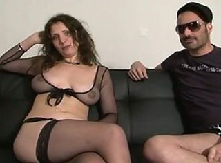 Nathalie French Gangbang