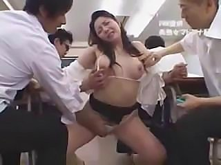 Asian Schoolgirl Gets Abused pt.1