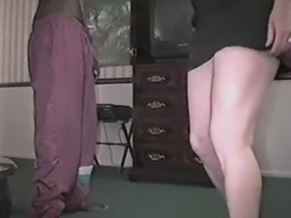 White Slut-Wife Loving Some BBC