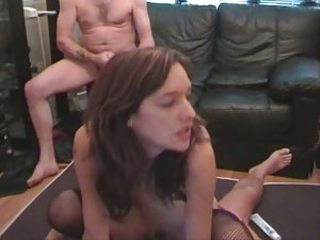 Amateur Cute Hardcore Party Teen Threesome