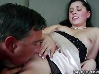 Bride Gets Fuck On Cam - Hardcore sex video -