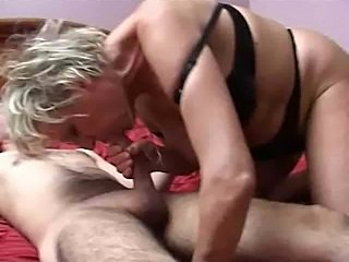 Amateur Blonde Blowjob Italian Mature