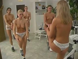 Sporting lesbians-part one