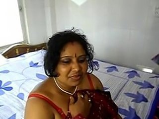 Indian Mom fucked by her Sons friend