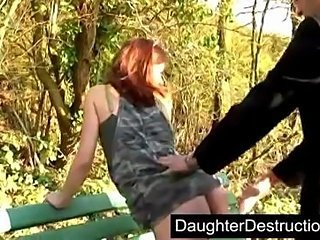 Amateur Ass Cute French Outdoor Redhead Russian Teen
