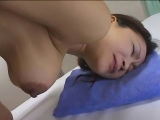 Japanese Massage Mature SaggyTits