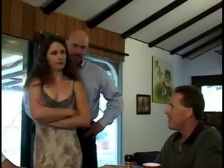 Super Slut Wife Takes On 4 Men - CherryHole.com
