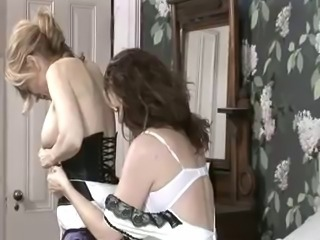 Nina Hartley Sydni Ellis Are Mature Lesbians