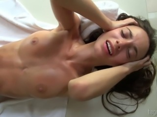 Screaming Orgasm Girl-Girl Massage
