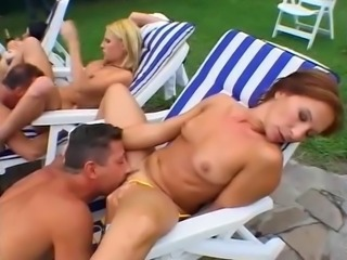 Amazing Italian Licking Orgy Outdoor Small Tits Teen