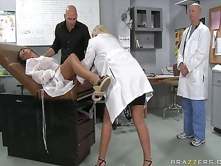 Mason and Memphis   Doctor Vaggy Lessons