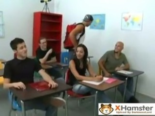 Lezley Zen - Sexy Teacher -
