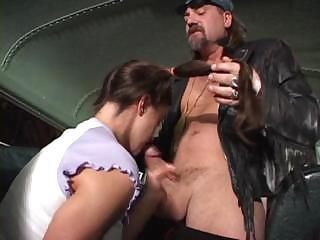 Bad Boy Fucks Young Girl In The School Bus