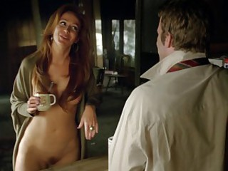 Rebecca Creskoff Fully Naked Around The House
