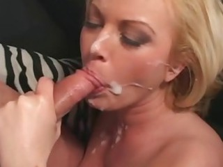 cumpilation with sluts getting their faces full of cum