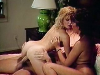 Ass MILF Riding Threesome Vintage