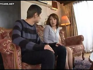 Stepmother is Not Wearing Panties 1