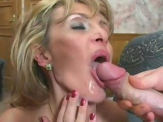 Hot milf jennifer fucks a repairman