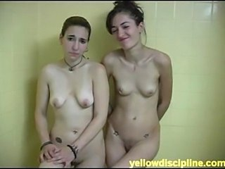 Piss Nikki and Sky - Yellow Discipline