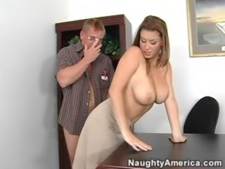 Naughty Office---Sara Stone free