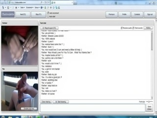 Some Chatroulette fun with a black girl