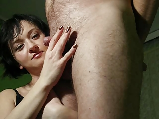 Amateur Handjob Small cock Wife