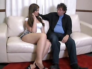 Hairy & Innocent Bbw Tricked By Uncle Rodney.awesome.