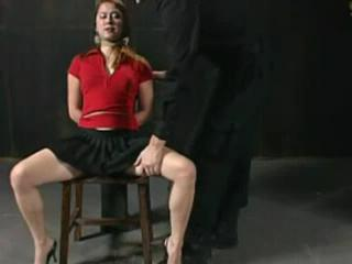 Bondage Pain Teen