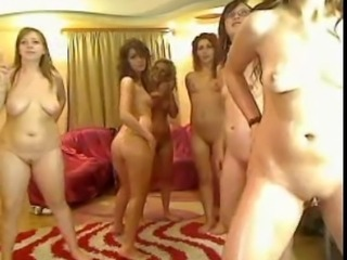 brothel girls naked party