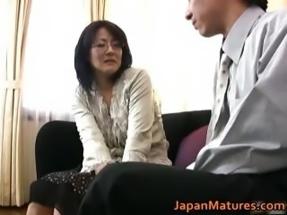 Asian Japanese Mature Old and Young
