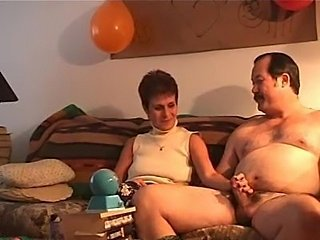 Pervert Stepdad with Mom.F70