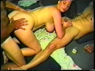 Amateur Cuckold Hardcore Homemade MILF Small cock Threesome Wife