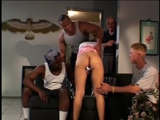 Cuckold Gangbang Girlfriend Interracial
